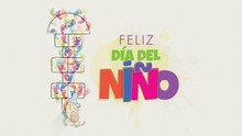 Feliz Dia Del Nino Greeting Ca...