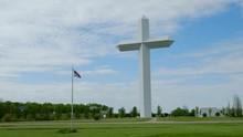 Large Cross In Effingham, Illinois