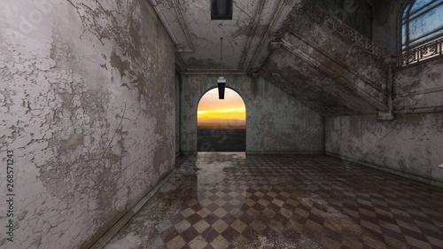 Fényképezés 廃墟