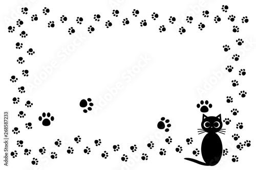 猫 壁紙 おしゃれ イラスト