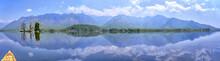 Mountain Panorama Of Dal Lake ...