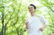 ジョギング 男性