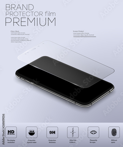 Foto  Screen Protector Glass