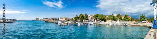 Fotografía  Hafen und Altstadt Porec, Istrien, Kroatien