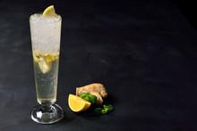 Ginger Ale Or Kombucha - Homem...
