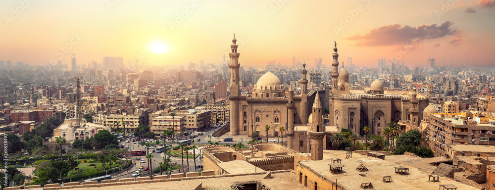 Fototapety, obrazy: Sultan Hassan in Cairo