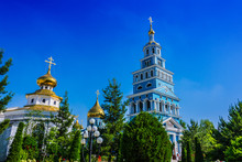 Russian Orthodox Cathedral In ...