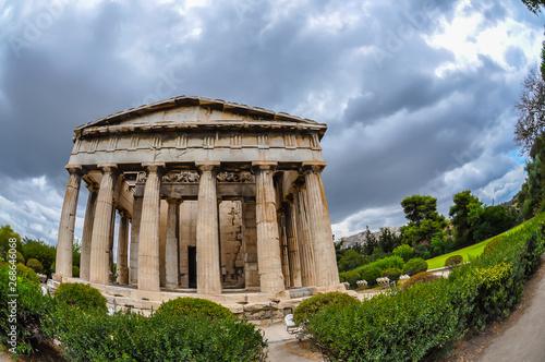 фотография Temple of Hephaestus