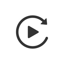 Video Play Button Like Simple ...