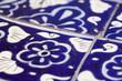 mexikanische Keramikfliesen