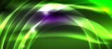 Neon light waves