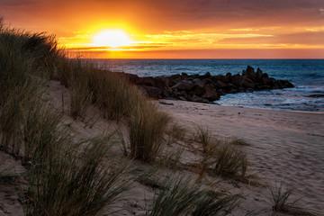 Fototapeta Morze Dawn at Opollo Bay, Victoria, Australia