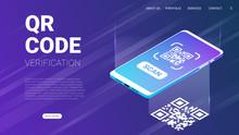 QR Code Verification Service W...