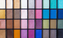 Make Up Color Pallet With Nice...
