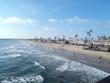 mer océan paradis californie