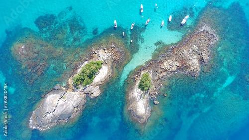 Photo boots island - Angra dos Reis - Rio de Janeiro - Brazil