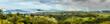 canvas print picture Landscape of Guanacaste Province, Costa Rica
