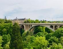 Adolphe Brücke Luxemburg