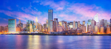 Panoramic View Of Midtown East...
