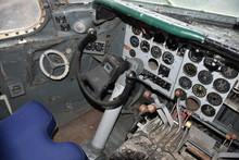 Douglas, DC 6, DC-6, DC6, Flug...