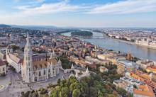 Budapest Matthias Church On Ca...