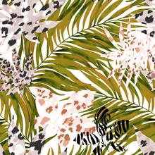 Tropical Watercolor Tropical L...
