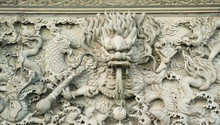 Real Chinese Dragon In China