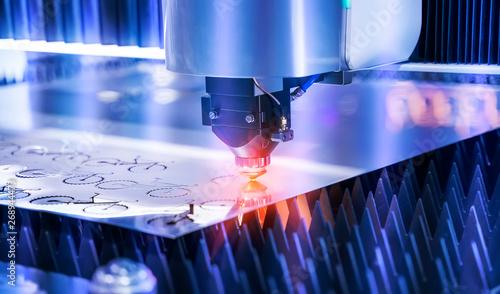 Valokuvatapetti laser cutting machine controller by CNC program