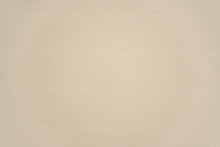 Abstract Beige Paper Texture Background Or Backdrop. Empty Clean Note Page Or Parchment Sheet For Decorative Design Element. Simple Light Brown Pattern Surface For Journal Template Presentation.