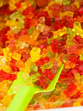 Close Up Of Teddy Bears Jelly ...