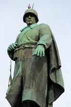 Soviet War Memorial In Berlin (germany)
