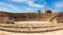 Ancient Odeon Amphitheatre In ...