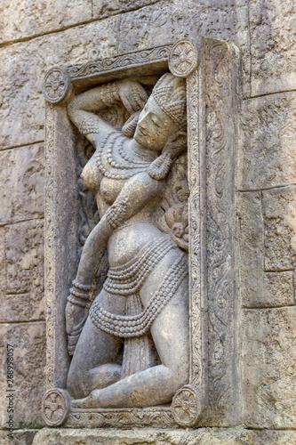 Photo Indische Tempelkunst
