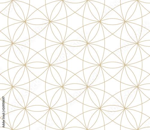 nowozytna-prosta-geometryczna-wektorowa-bezszwowa-deseniowa-zlocista-kreskowa-tekstura-na-bialym-tle-lekka-abstrakcjonistyczna-tapeta-jaskrawy-dachowkowy-ornament