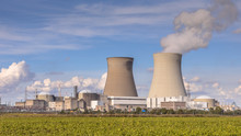 Nuclear Power Plant With Cooli...