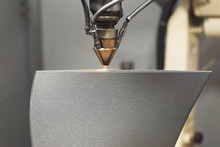 3D Metal Printer Produces A St...