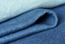 Tissu Coton Indigo