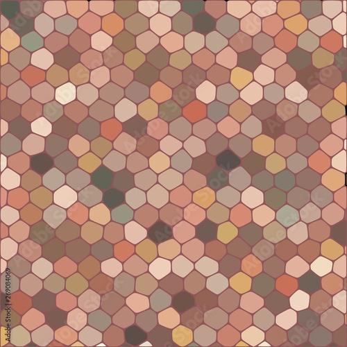 brazowe-kamyki-geometryczna-ilustracja-styl-wielokatny-tlo-mozaiki-eps-10