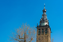 Tower Of Sint Stevenskerk Or G...
