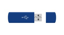 Usb Flash Drive Icon Computer Device Technology Image