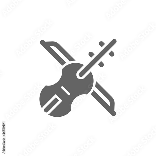 Music festival, string instrument, musical instrument icon