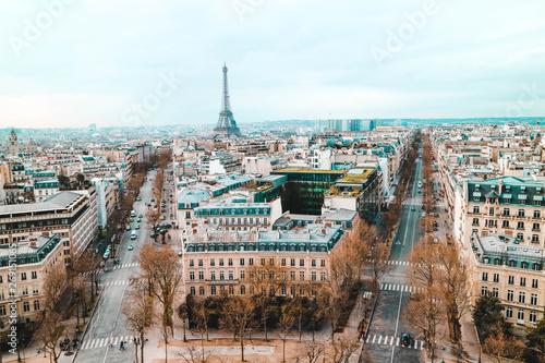 Keuken foto achterwand Parijs PARIS FRANCE architecture sky EUROPE