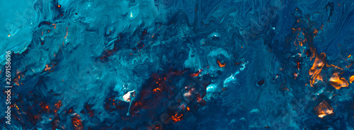 Abstract art texture background Canvas-taulu