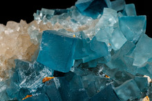 Macro Mineral Fluorite Stone O...
