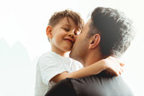 Father and Son hugging - 269187894