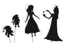 Shadow Puppets Of Snow White, ...
