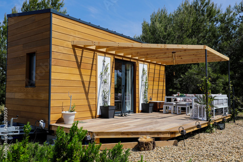 Fototapeta  Tiny House
