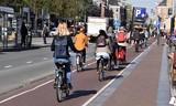 Fototapeta Do pokoju - amsterdam...transport vert