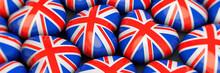 Many 3D UK Hearts