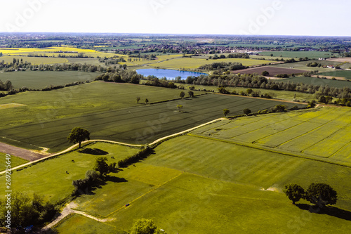 Платно Aerial view of Essex